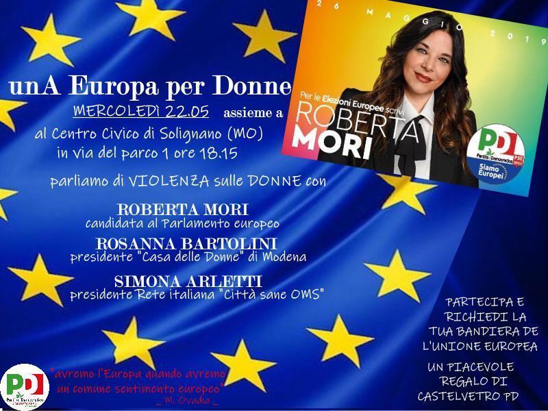 Una Europa per Donne