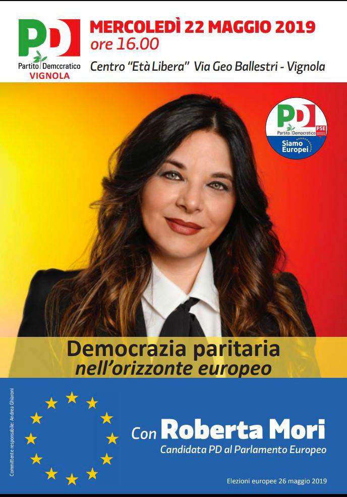 Democrazia paritaria